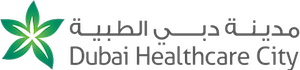 Dubai Healthcare City logo